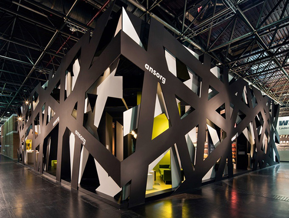 Exhibition Displays Glasgow : Eye catching trade show stands printsome