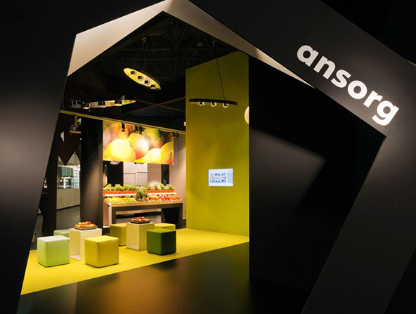Exhibition Booth Printing : Beautiful trade show stands from events in the uk and