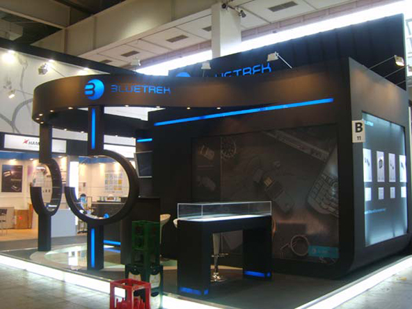 Exhibition Booth Printing : Beautiful trade show stands that inspired and delivered