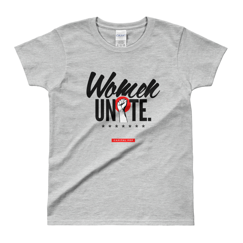 #TshirtTuesday Capital POP Women Unite