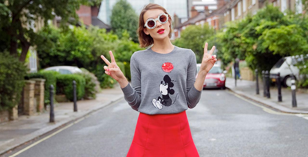 UK Fashion Blogger la petit anglaise