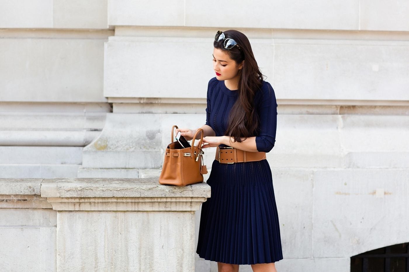 UK Fashion Blogger Peony Lim