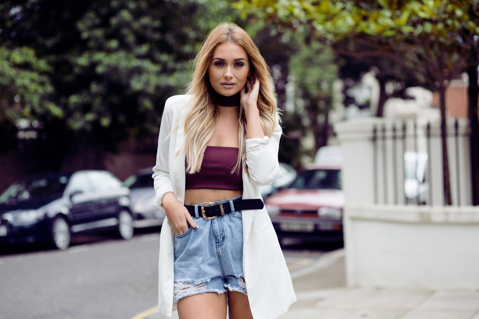 UK Fashion Bloggers: That Pommie Girl