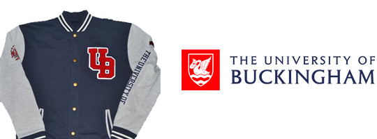Universities Merchandise: Buckingham