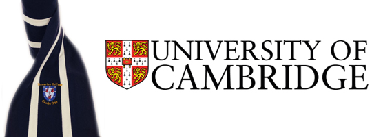 Universities Merchandise: Cambridge