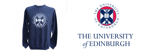 Universities Merchandise: Edinburgh