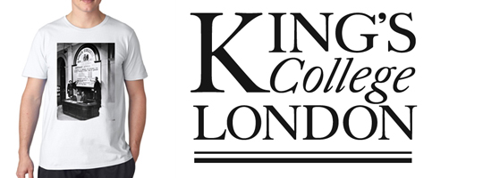 University Merchandise: King's College London