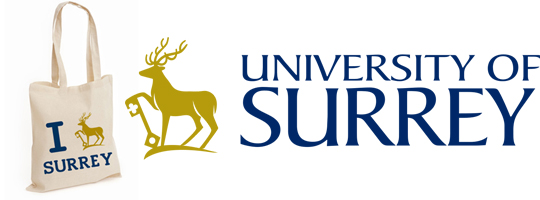 Universities Merchandise: Surrey