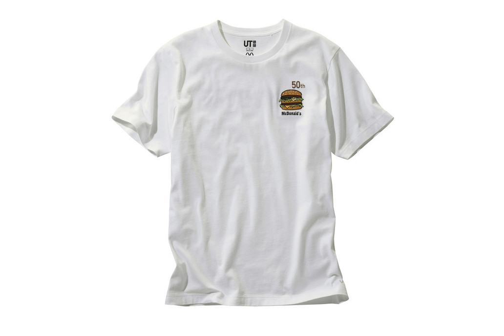 Uniqlo collaborations - McDonald's