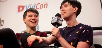 youtube events - dan and phil