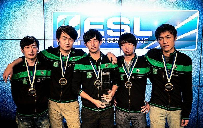 Vici Gaming, eSports Teams