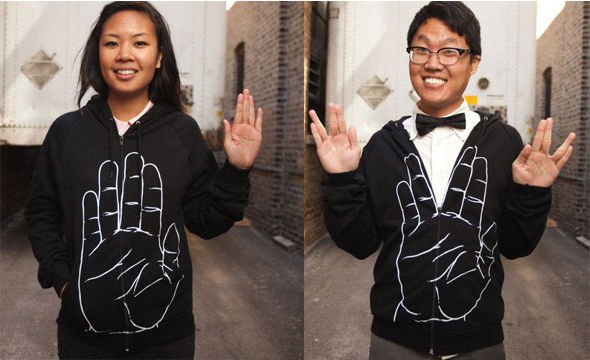 The Coolest Hoodies you'll Probably Ever See