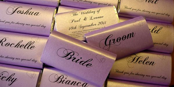 Wedding Gift Giveaway Ideas