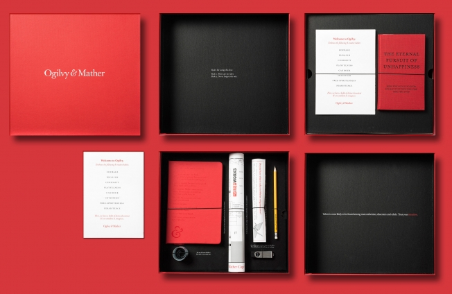 welcome kit examples