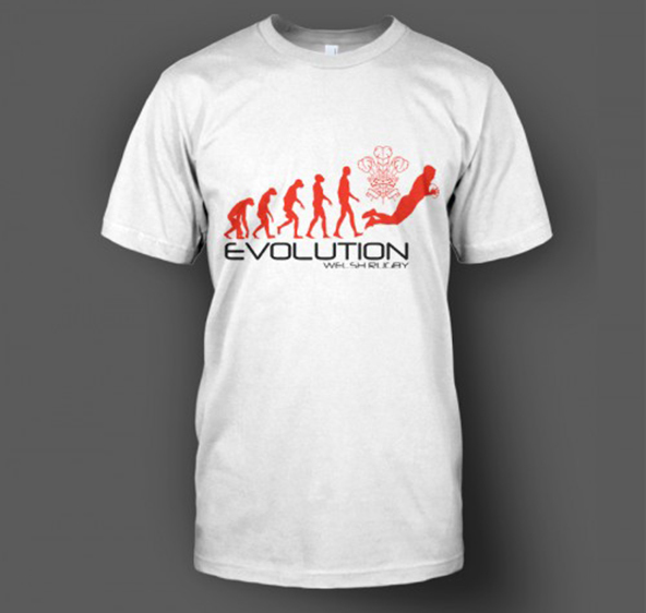 welsh evolution rugby t-shirt, rugby world cup shirt, rugby world cup fan t-shirt, rugby fan t-shirt,