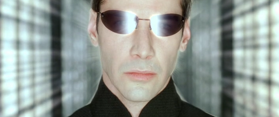 "Screengrab from ""The Matrix"""