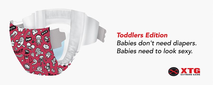 XTG pads, XTG for babies