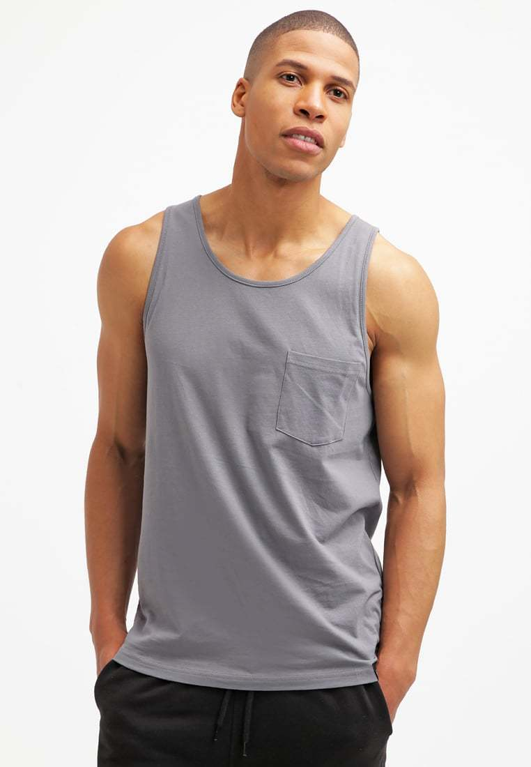 Grey Lilac vest by Your Turn