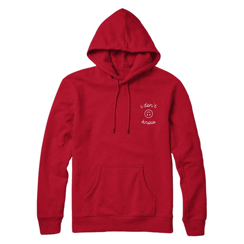 YouTuber Merchandise, Grace Helbig, Red Hoodie