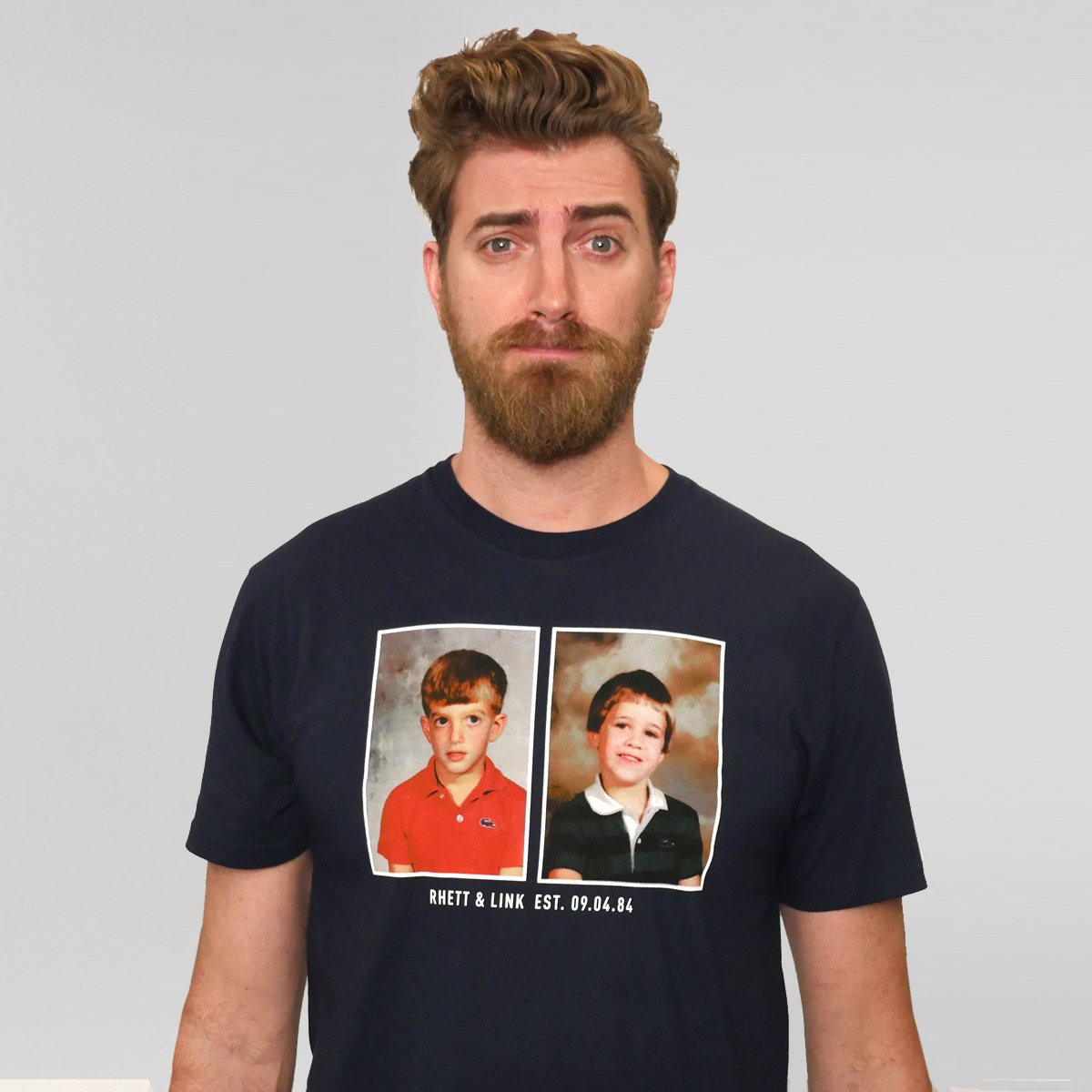 YouTuber Merchandise, Rhett and Link, Frienship T-shirt