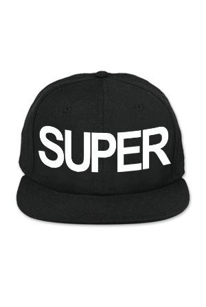 YouTuber Merchandise, SuperWoman, Snapback