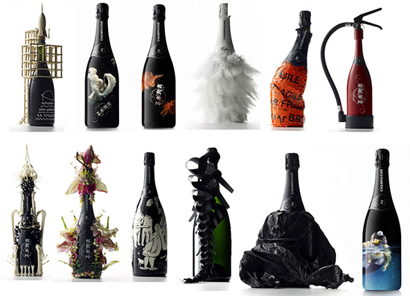 Cool perfume bottle designs