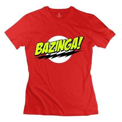 Bazinga - iconic t-shirts